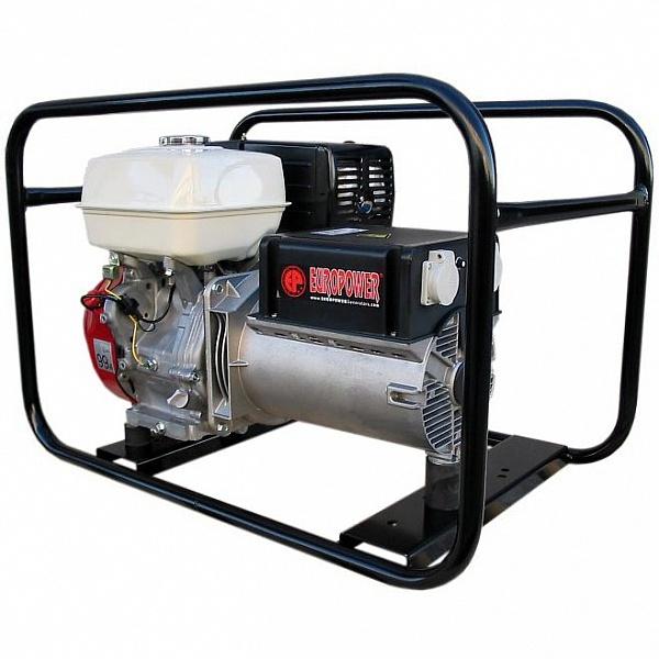 Генератор бензиновый Europower EP 6000 в Пионерскийе