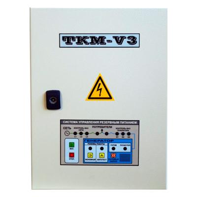Автоматика ТКМ-V3 с ИУ3с + ПБ3-10 (EG5500) в Пионерскийе