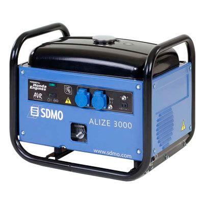 Генератор SDMO ALIZE 3000 в Пионерскийе