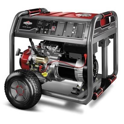 Генератор бензиновый Brigss & Stratton Elite 8500EA в Пионерскийе