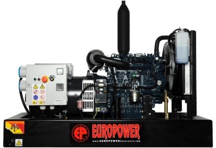 Генератор дизельный Europower EP 163 DE в Пионерскийе