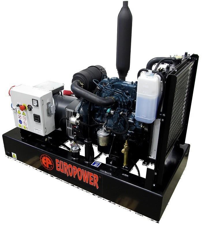 Генератор дизельный Europower EP 133 TDE в Пионерскийе