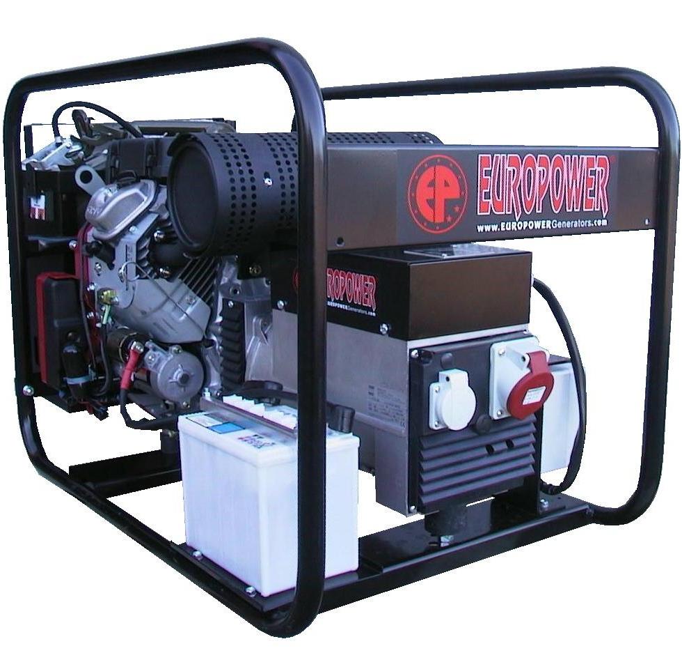 Генератор бензиновый Europower EP 13500TE в Пионерскийе