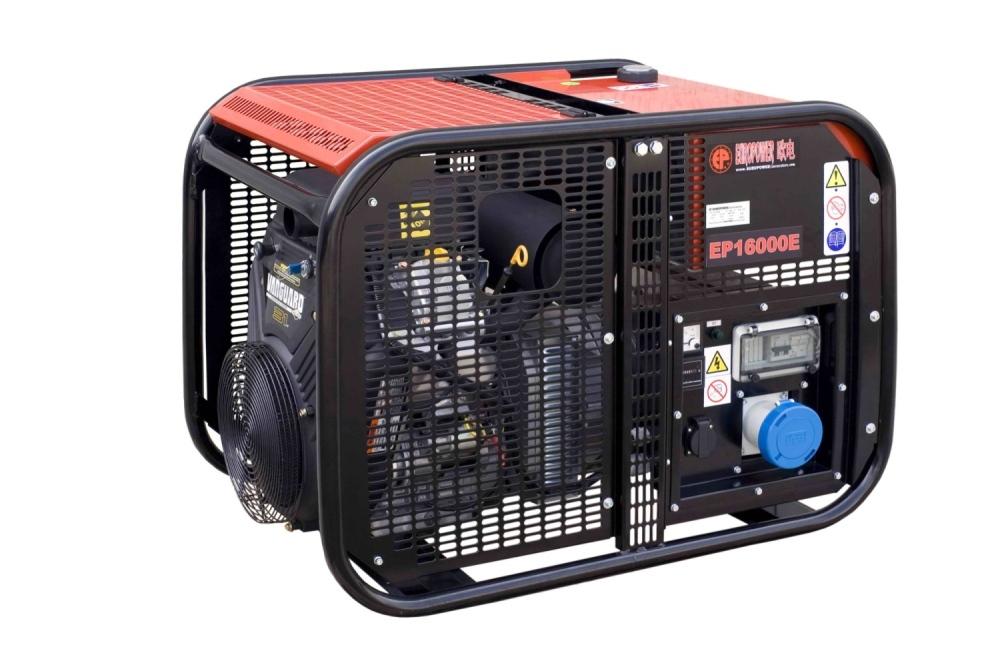 Генератор бензиновый Europower EP 16000 E в Пионерскийе