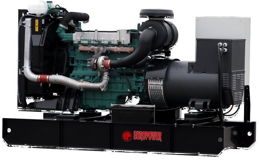Генератор дизельный Europower EP 180 TDE в Пионерскийе