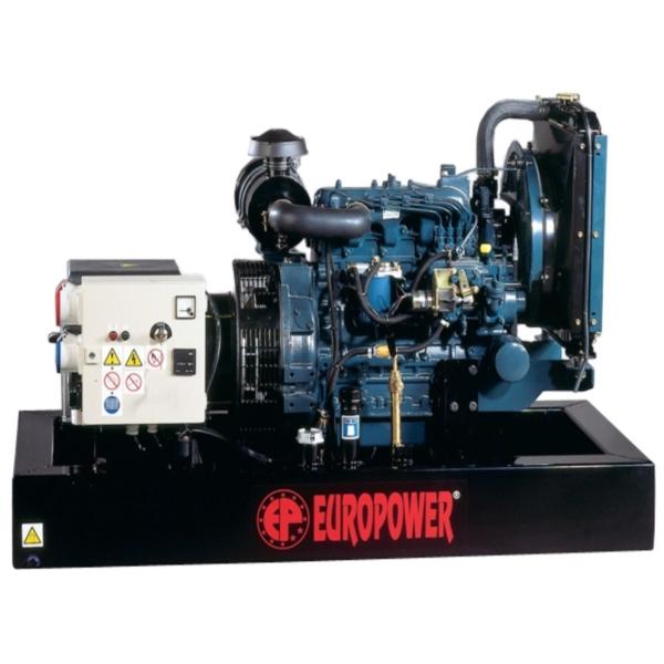Генератор дизельный Europower EP 18 DE в Пионерскийе