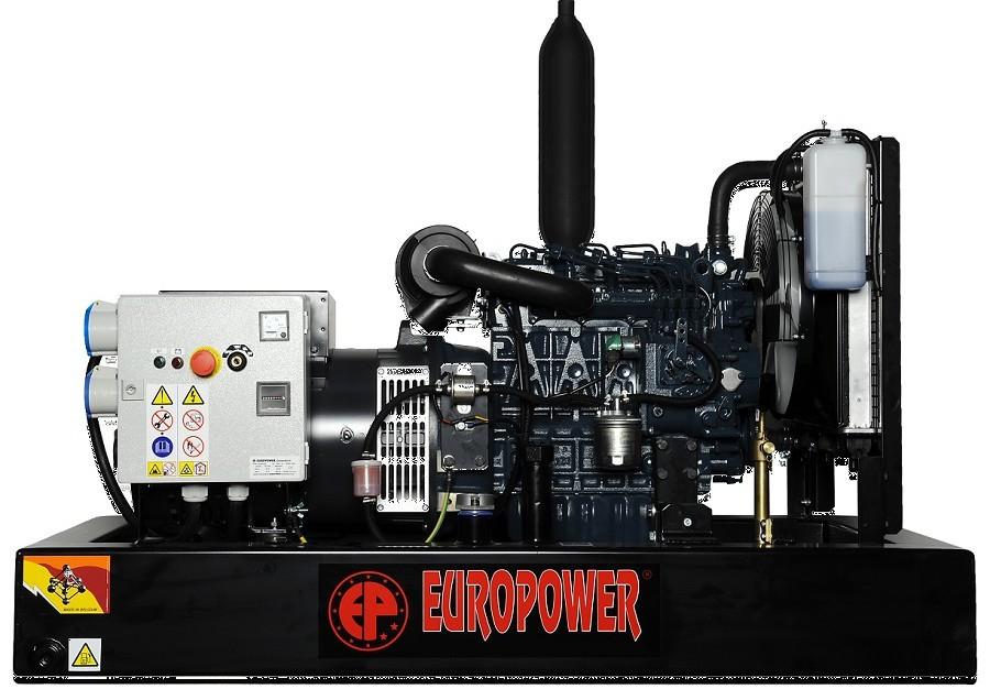 Генератор дизельный Europower EP 193 DE в Пионерскийе