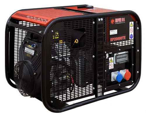 Генератор бензиновый Europower EP 20000 TE в Пионерскийе