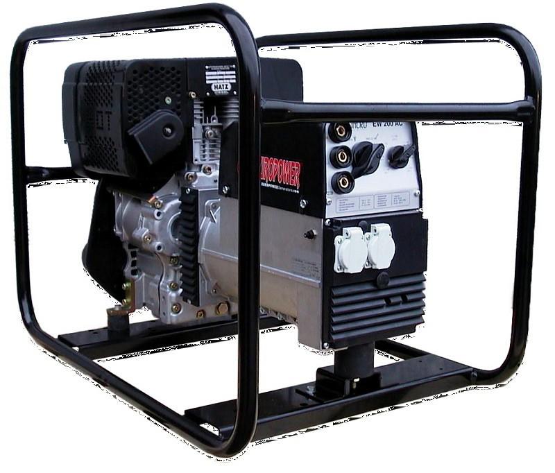 Генератор дизельный Europower EP 200 DX1 AC в Пионерскийе