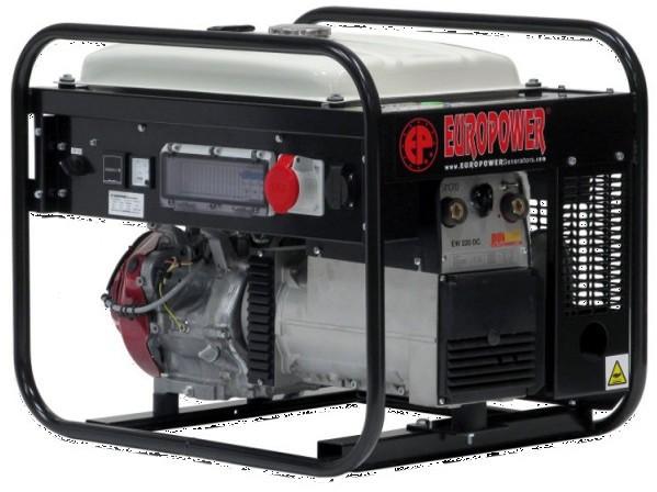 Генератор дизельный Europower EP 200  X/25DC в Пионерскийе