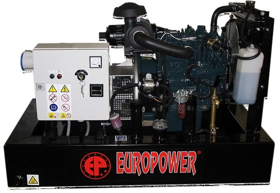 Генератор дизельный Europower EP 30 DE в Пионерскийе