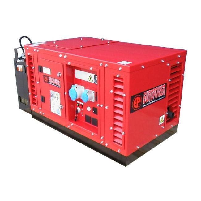 Генератор бензиновый Europower EPS 10000 E в Пионерскийе
