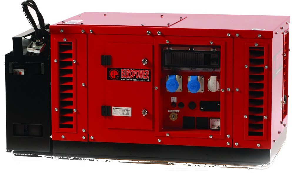 Генератор бензиновый Europower EPS 15000 TE в Пионерскийе