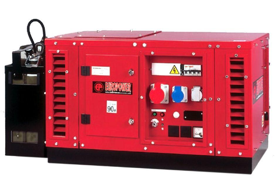 Генератор бензиновый Europower EPS 6000 E в Пионерскийе