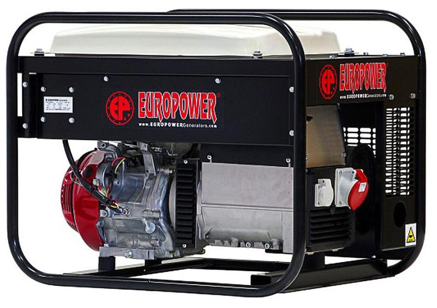 Генератор бензиновый Europower EP 6500 TLN в Пионерскийе
