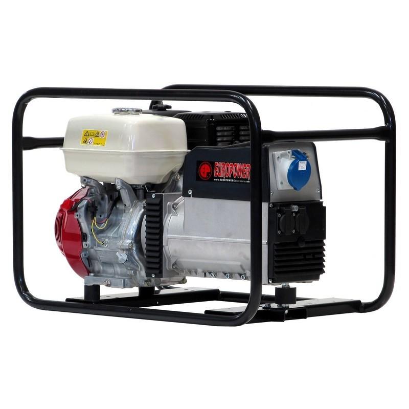 Генератор бензиновый Europower EP 7000 в Пионерскийе