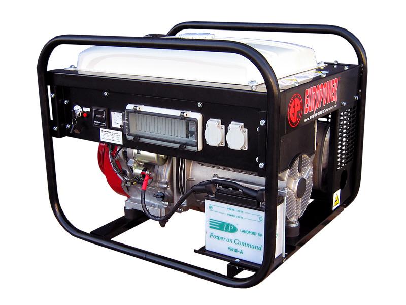 Генератор бензиновый Europower EP 7000 LE в Пионерскийе