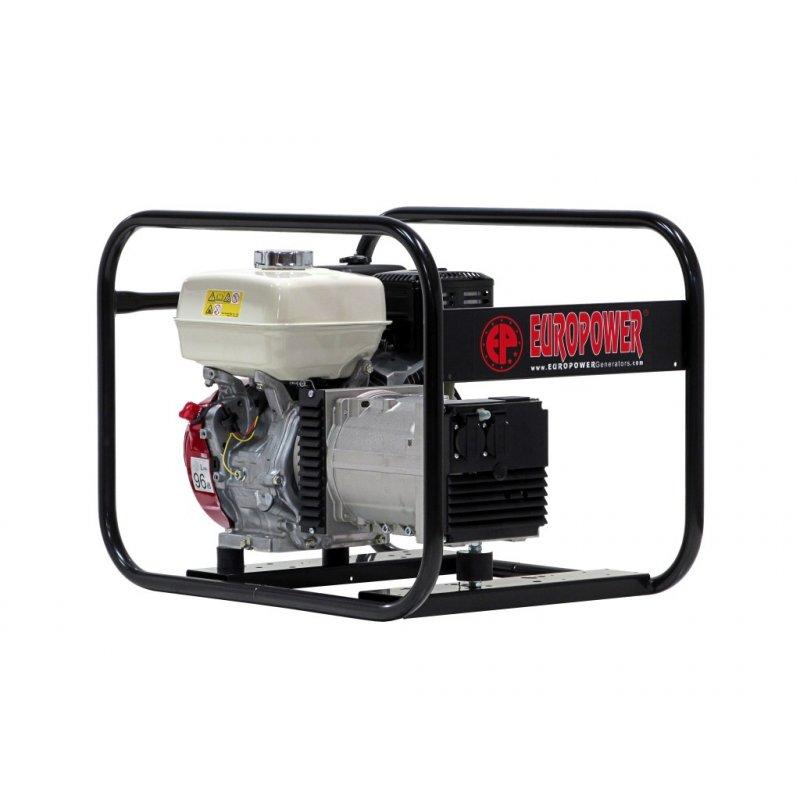 Генератор бензиновый Europower EP 4100E в Пионерскийе