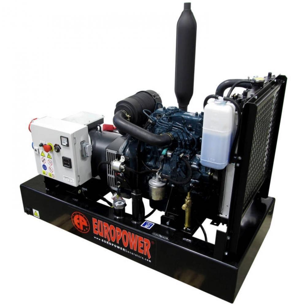 Генератор дизельный Europower EP 325 TDE в Пионерскийе