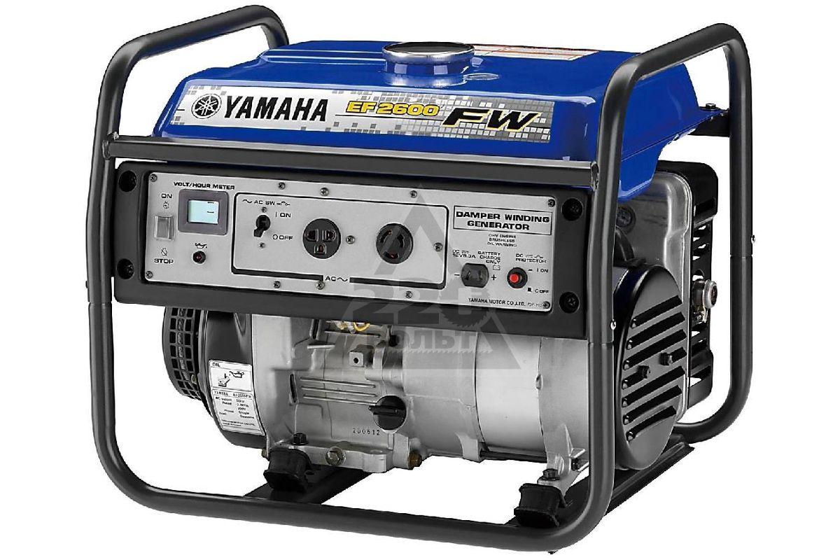 Генератор Yamaha  EF2600 в Пионерскийе