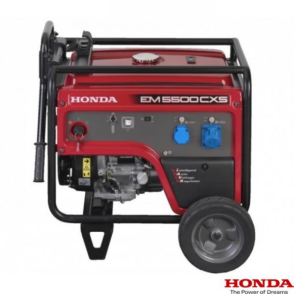 Генератор Honda EM5500 CXS 1 в Пионерскийе