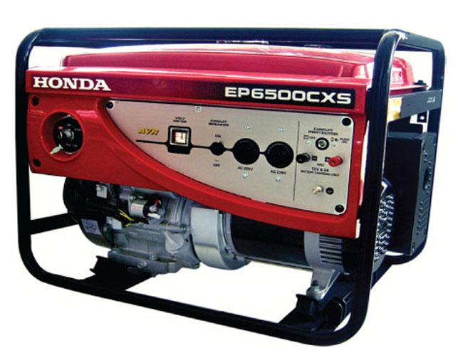 Генератор Honda EP6500 CXS в Пионерскийе