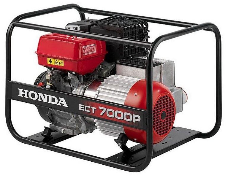 Генератор Honda EСТ 7000P в Пионерскийе