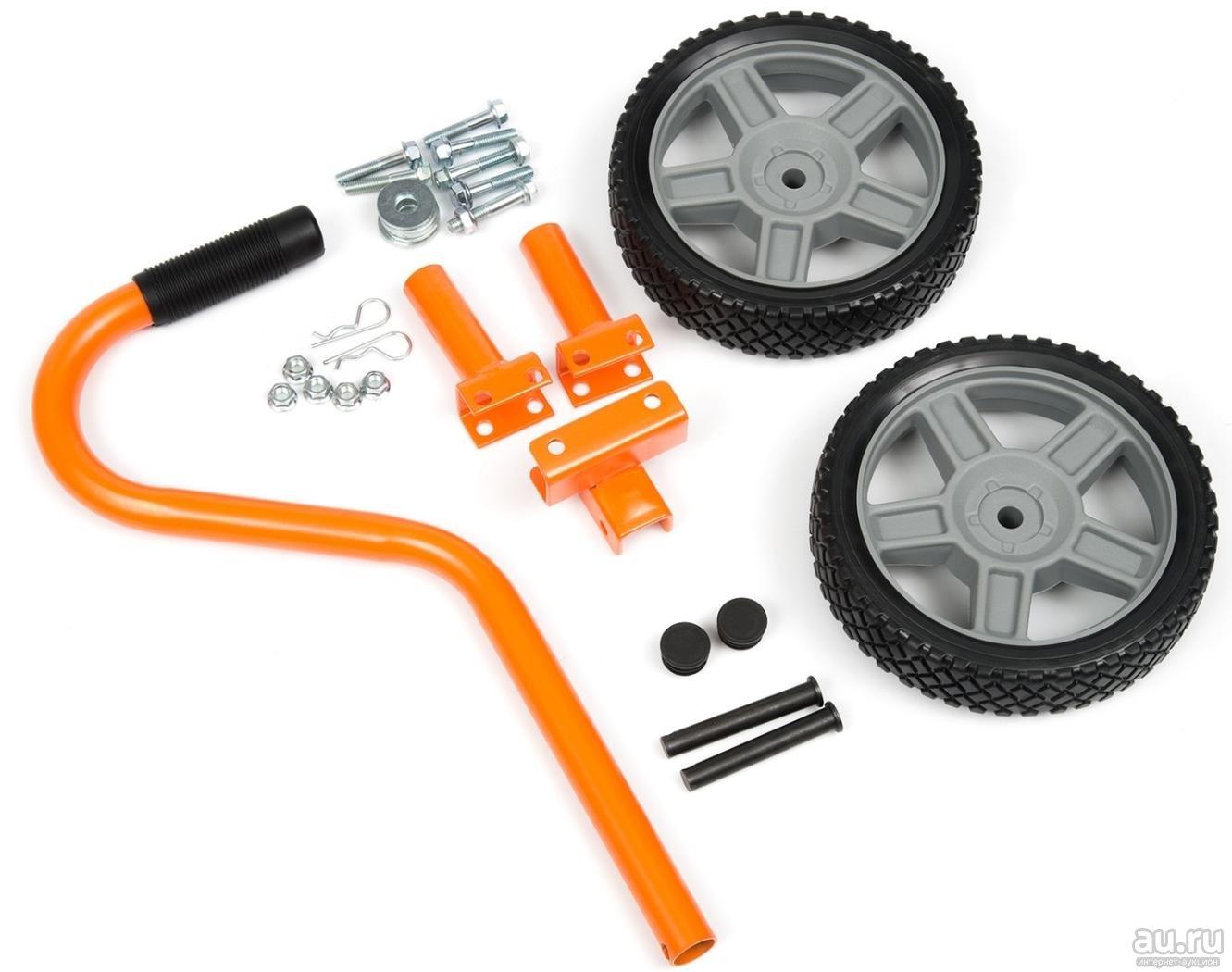 Комплект колес для генераторов ECT 7000 в Пионерскийе