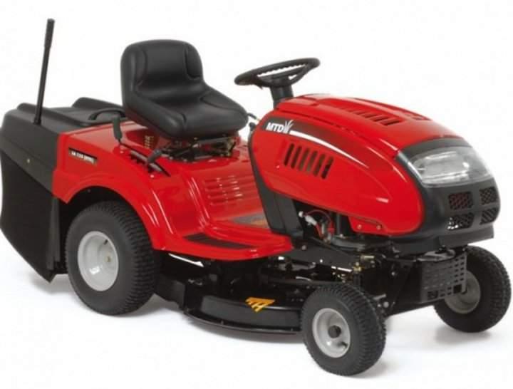 Садовый трактор MTD OPTIMA LE 175 H (SPECIAL) в Пионерскийе