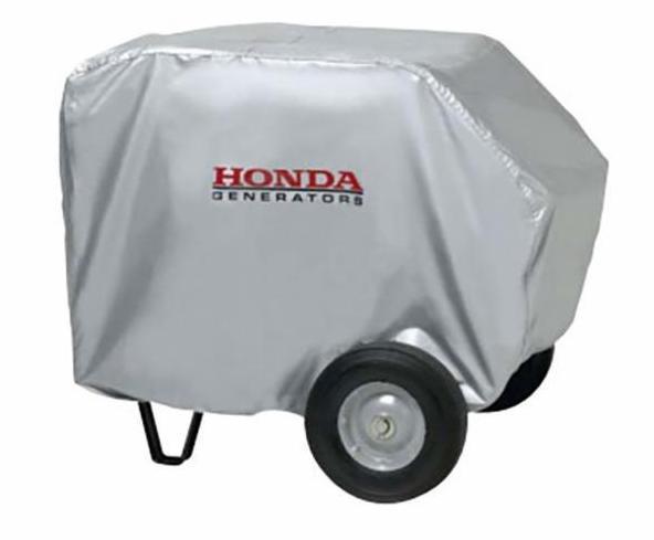 Чехол для генератора Honda EU10i Honda Marine серебро в Пионерскийе